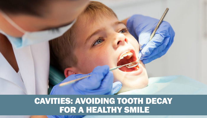 Cavities Avoiding Toth Decay