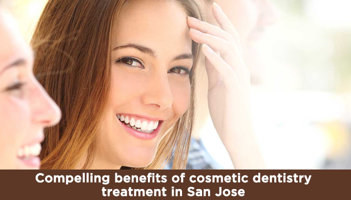 cosmetic dentistry treatment in San Jose